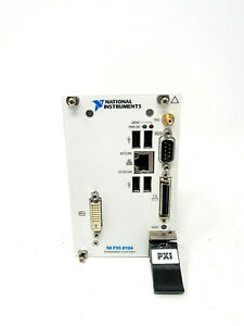 National Instruments NI PXI-8104 1.86 GHz Celeron M440 Embedded Controller