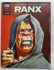 TAMBURINI LIBERATORE CHABAT Edizioni 3ntini OKBOOK 1997 RANX3