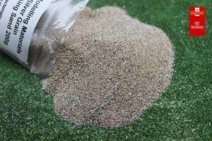 Basing Sand Silver Grain - Miniature Basing Dioramas Warhammer - Choose Size