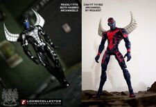 Custom Archangel Retracted WINGS Marvel Legends accessory (figs not included)