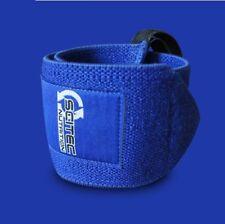Scitec Nutrition Bandagen Handgelenksbandagen Scitec Wristband in blau 2 Stück