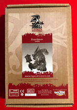 OOP Confrontation Mid-Nor Acheron Flesh Golem CMoN Legacy Miniatures PCV 'resin'