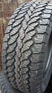 265 60 18 110H   GENERAL GRABBER AT3 TYRES  ALL TERRAIN 4X4 DELIVERED PRICE