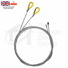 Cardale, Wickes Wessex B&Q Apex CD PRO Safelift Cables, Garage Door Spares Parts