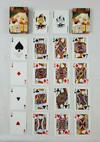 "VINTAGE Fleischmann's ""A Winning Hand"" Playing Cards COMPLETE"