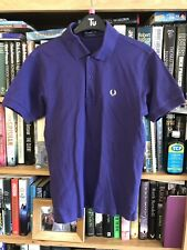Fred Perry Polo Shirt Size Xs.(235)