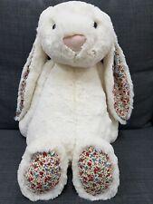 Jellycat Blossom Bashful Cream Bunny HUGE 51cm