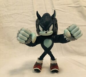 Sonic The Hedgehog Werehog Unleashed Action Figure Jazwares Jointed Great Shape