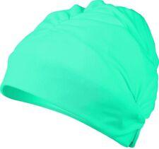 bonnet natation, de bain, adulte, REGLABLE mixte, AQUA SPHERE turquoise,T-unique