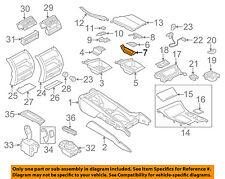 BMW OEM 11-16 535i xDrive Console-Storage Box 51169206734