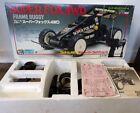 RARE! 80's Nikko Japan 1/14 Frame Buggy Super Fox 4WD NMIB Taiyo Tyco