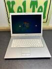 "Sony Vaio Laptop Vgn N38e Ready To Use 15.4"" Windows 7 Laptop Ready To Use White"