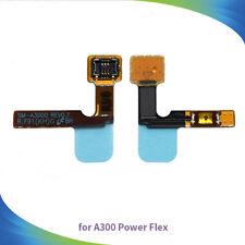 Para Samsung Galaxy A3/A300 Botón Flex Cable de alimentación de repuesto