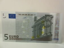 5 Euros banknote series 2002 Uncirculated