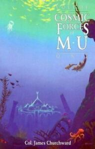 Cosmic Forces of Mu by James Churchward (1992, Trade Paperback, Reprint)