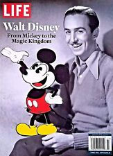 WALT DISNEY FROM MICKEY TO THE MAGIC KINGDOM LIFE TIME SPECIAL TOONLAND 2017 NEW