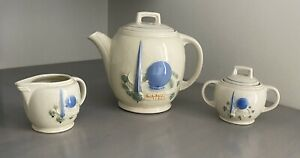 1939 New York World's Fair Tea Service by Porcelier-gently used condition