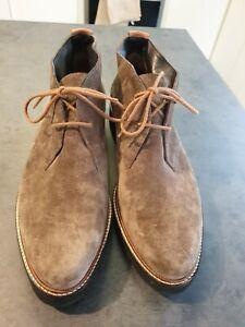 Paul Green Men's Leather Shoes 28.5cm Soles