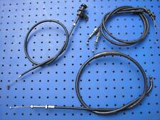 GASZÜGE CBR 900 RR SC33 CLUTCH THROTTLE CABLE CARBURATEUR KUPLUNGSZUG CHOKE ZUG