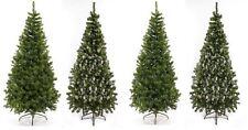 Tannenbaum künstlich Weihnachtsbaum künstlicher Baum Christbaum Tanne LED Kerzen