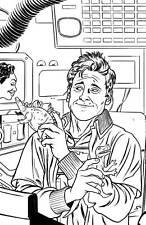 Firefly #5 Boom Comics 2019 Joe Quinones 1:25 Variant Cover Joss Whedon Serenity