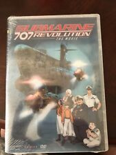 Submarine 707R - The Movie (DVD, 2004)