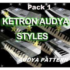 Styles Pour AUDYA 4-5-8 🎼🎹🎷🎺😎🎵
