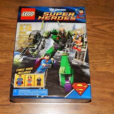 LEGO Super Heroes 6862 Superman vs. Power Armor Lex - NEW