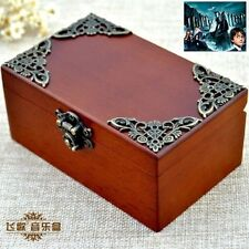 CLASSIC Rectangle jewelry Music Box : Harry Potter Hedwig's Theme Soundtrack