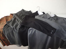 (7) Mens 2XL HIGH Quality Shirts - Wool / Cotton HUNTING Eddie Bauer Remington +