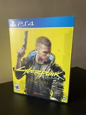 Cyberpunk 2077 Collector's Edition PlayStation 4 PS4 PS5 BRAND NEW