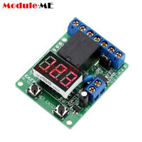 DC 12V Voltage Detection Charging Discharge Relay Switch Control Board Module