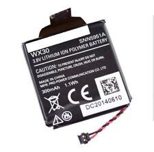 1st-Gen 2014 Smart Watch Snn5951A Wx30 New 300mAh Wx30 Battery For Moto 360