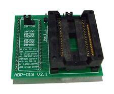 MCUmall Canada Made ADP-019 PSOP44 - DIP adapter 4 willem programmer Japan ZIF