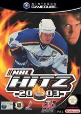 Nintendo GameCube Spiel - NHL Hitz 2003 mit OVP