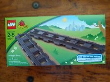 Lego Duplo 2734 train tracks straight