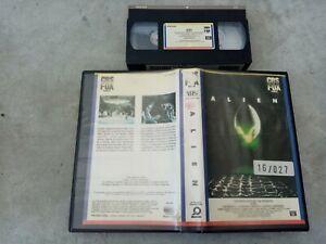 Alien (VHS - CBS Fox)