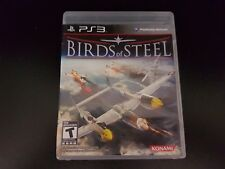 Birds of Steel [PlayStation 3] [PS3] [Complete!]