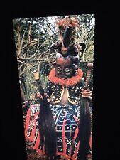 Bangwa Royal Masker: African Cameroon Tribal Art 35mm Slide