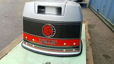 Evinrude Johnson V4 125hp Outboard Engine Cover Hood Cowling #11H