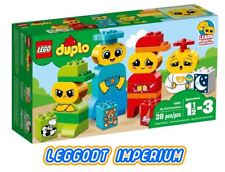 LEGO Duplo - My First Emotions - 10861 Education NEW Sealed!