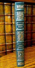 Rabbit, Run; John Updike, SIGNED Edition, Easton Press, Leather, COA included