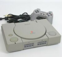 "PS Console System SCPH-5000 Ref A9438944 SONY Playstation Tested JAPAN ""NTSC-J"""