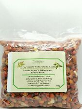 Tutto Organico & Granulato essiccati Birds Eye CHILLIES - 200g