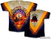 """Grateful Dead """"Harvester"""" Double Sided T-Shirt - FREE SHIPPING"""