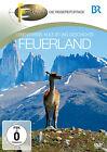 DVD Tierra del fuego de BR Pasión por los viajes de los Guía de viaje con