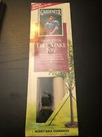NEW - Mow-Over TREE STAKE Support KIT - GARDENEER by Dalen