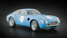 CMC 1961 Aston Martin DB4 GT Zagato Racing Version Blue CMC 140 1:18 *Last One!
