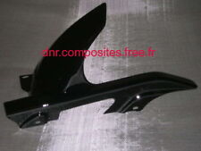 leche roue/garde boue honda 600 hornet modele 2007/2011 peint nha84p noir metal