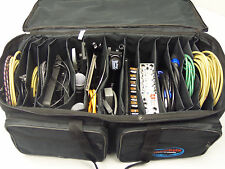Cablephyle Pro Cable File Bag - CFB-03 - Cable & Accessories Organizer Gig Bag